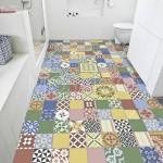 Patchwork tendance couleurs vari es mosaico - Zementfliesen koln ...