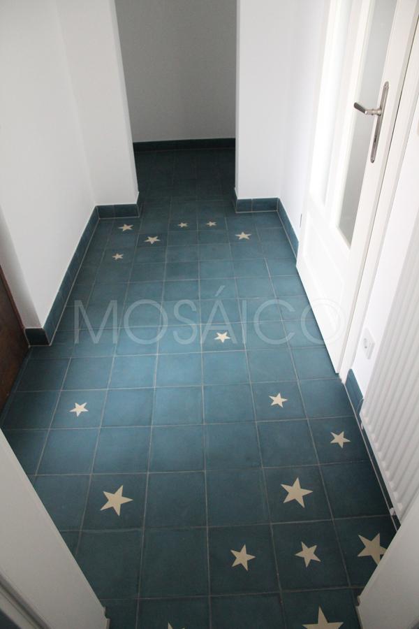 Galerie photo salle de bain mosaico - Zementfliesen koln ...