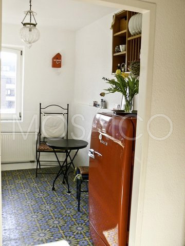 Galerie photo salle manger mosaico - Zementfliesen koln ...